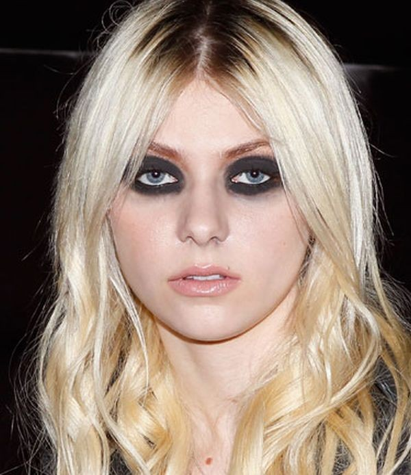 Taylor Momsen's eye makeup