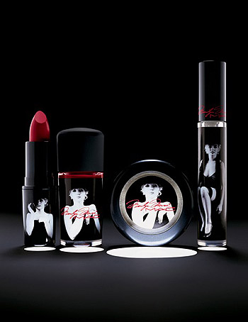 Marilyn Monroe Inspired Makeup Line by MAC Cosmetics