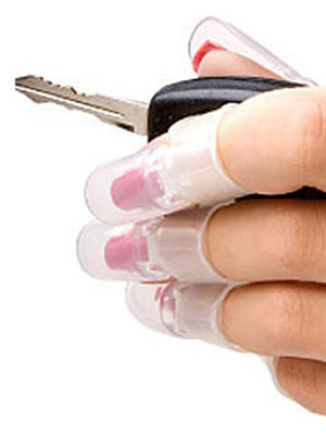 Nails In Motion Tiptops To Protect Manicure