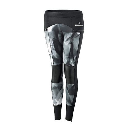 Women's Run Printed Seven-Eighths Tights by adidas by Stella McCartney