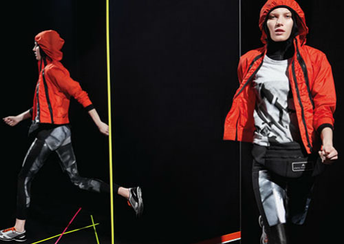 Adidas by Stella McCartney: NYC