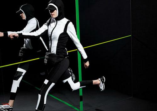 Adidas by Stella McCartney: Paris