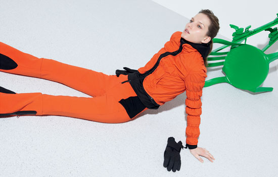 adidas by Stella McCartney Ski and Snowboard Collection