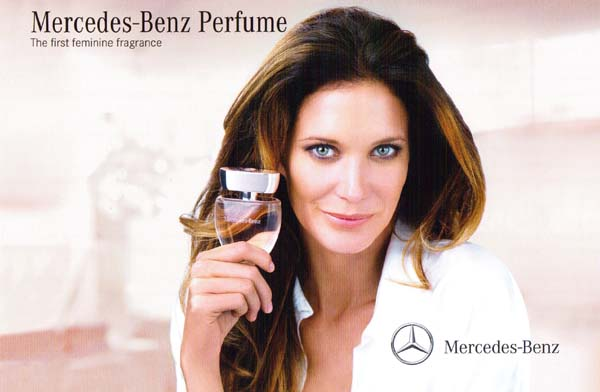 Mercedes Benz Fragrance
