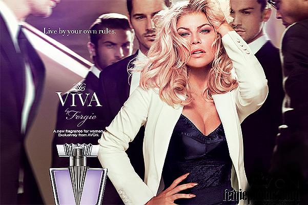 Fergie's Fragrance