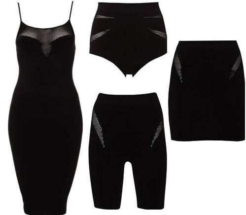 topshop shapewear