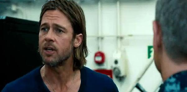 World War Z Starring Brad Pitt