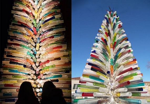 11 Strangest Christmas Trees | Cute Pictures & Videos - Geniusbeauty