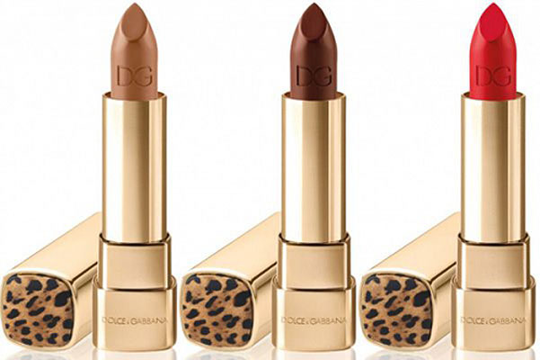 Dolce & Gabbana Animalier Signature Holiday 2012 Makeup Collection