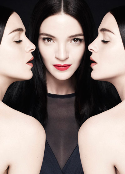 Givenchy Spring 2013 Makeup