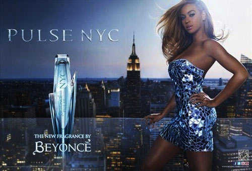 Beyonce to Launche a new Fragrance