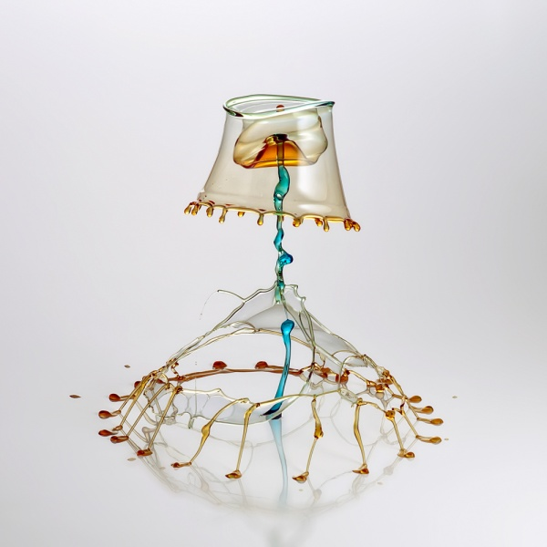 Water Drops Sculptures