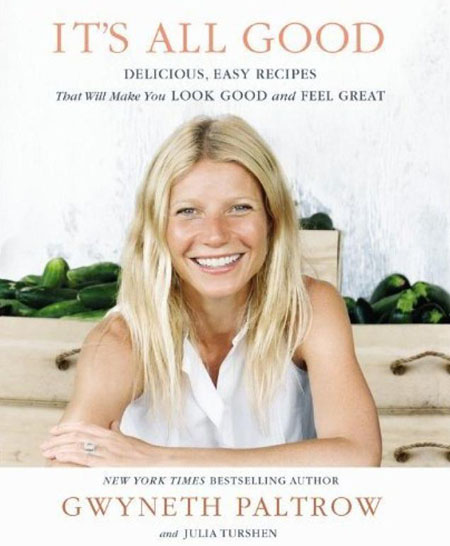 Gwyneth Paltrow to Write Second Cook Book