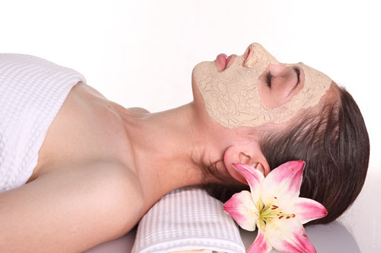 Face, woman, cosmetics, beauty, mask, treatment