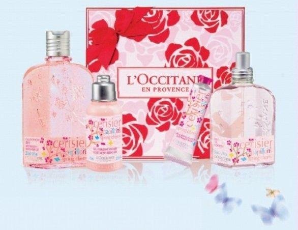 Valentine's Day L'Occitane Spring Cherry