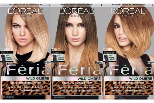 Gradient Hair Dye by L'Oreal
