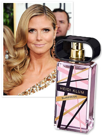 Heidi Klum's Surprise Fragrance