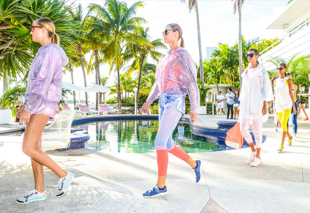 adidas by Stella McCartney SS 2013 Show in Miami