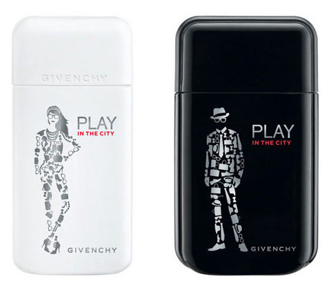 Givenchy Play in the City Fragrances