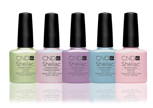shellac for nails