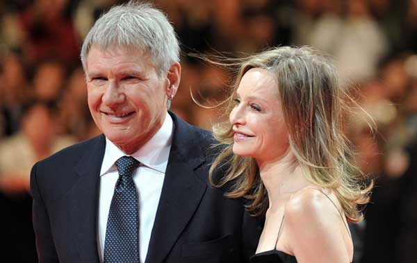 Calista-Flockhart-Harrison-Ford