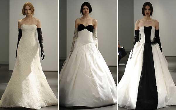 wedding-gown-black-white