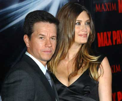 Mark-Wahlberg-and-Rhea-Durham