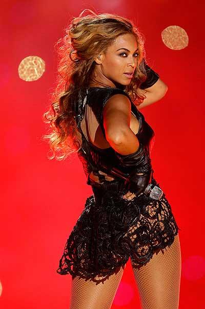 Beyonce's Body