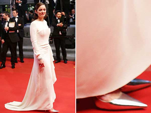 10-mariion-cotillard-silver-pumps