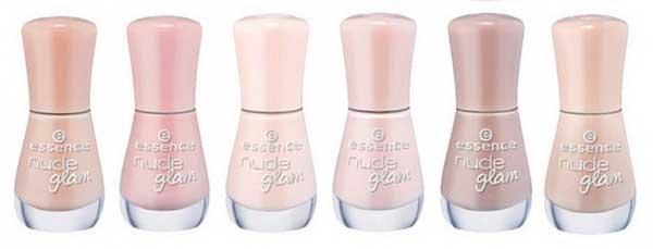 nude nail polish shades