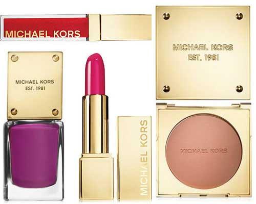 Michael Kors Beauty collection