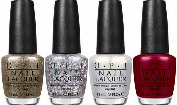 Mariah Carey x OPI Holiday 2013 Collection