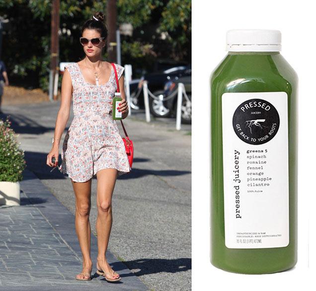 alessandra-ambrosio-green-juice