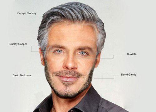 Women Create a Ideal Man's Face