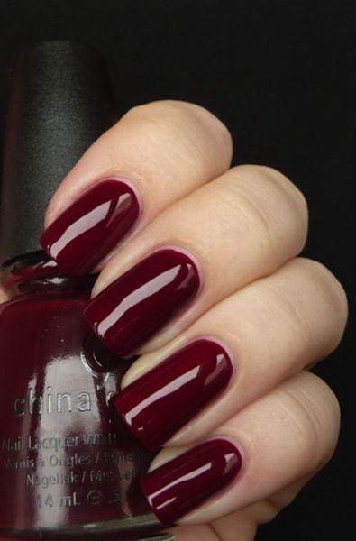 1-manicure-bordo