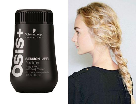 hair-powder