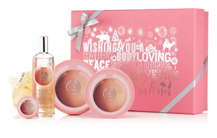 The Body Shop Holiday 2015 Collections | Cosmetics - Geniusbeauty
