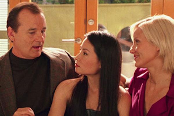 movie-couples-bill-murray-lucy-liu
