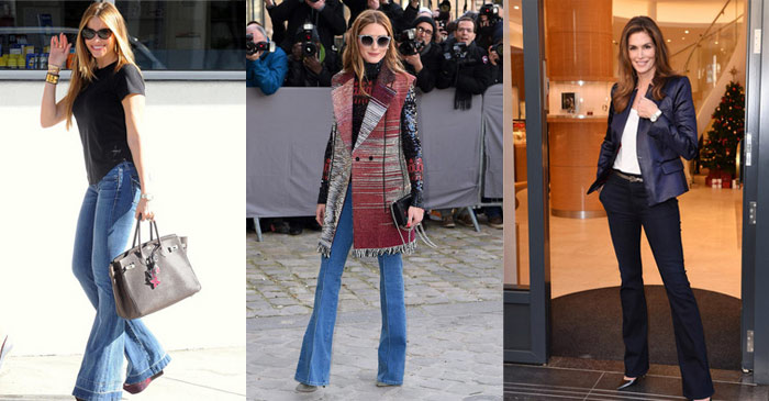Celebrity Style: Bootcut Jeans | Fashion & Wear - Geniusbeauty