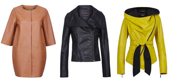 How to Combine Leather Jacket