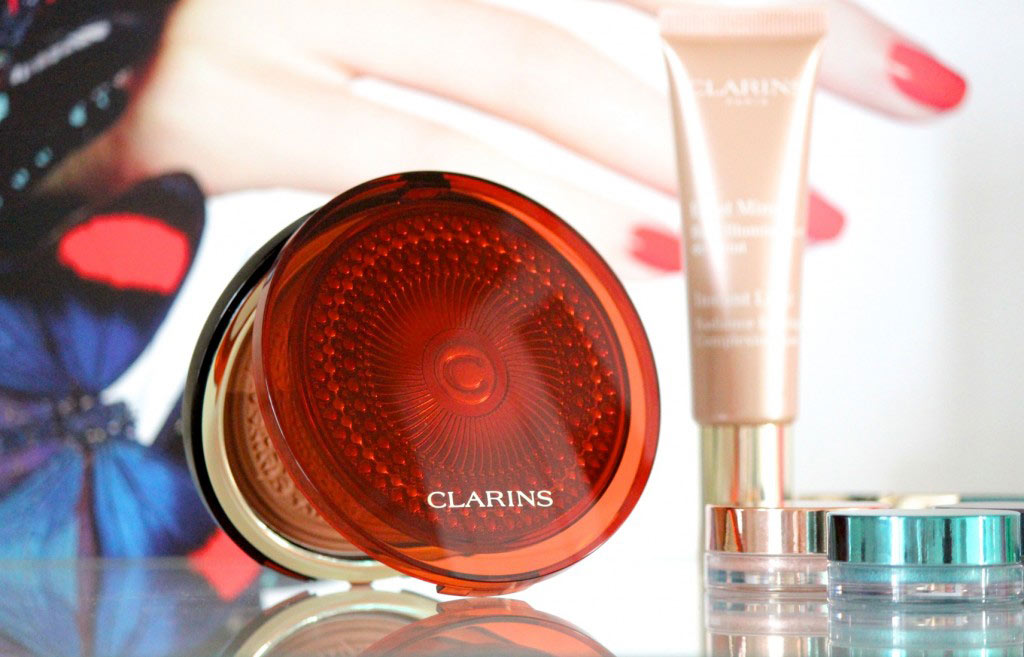 Clarins Makeup for Summer 2015