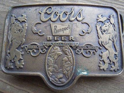 3_vintage-belt-buckle-with-Coors-beer-logo