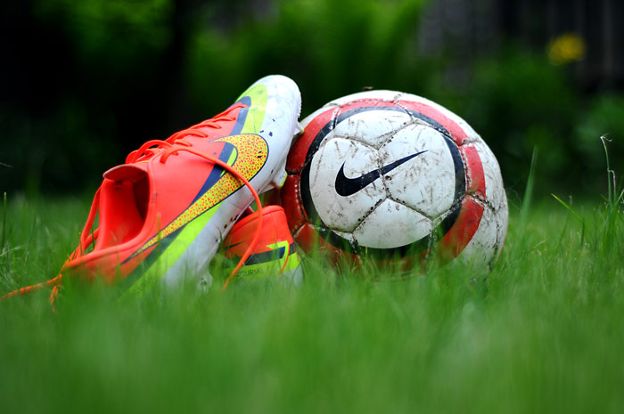 gym-football-soccer-bal-shoes-sports-grass