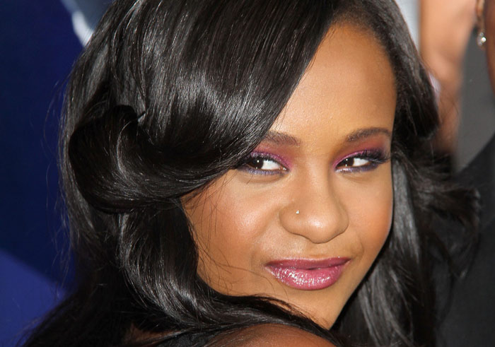 Bobbi-Kristina--Brown