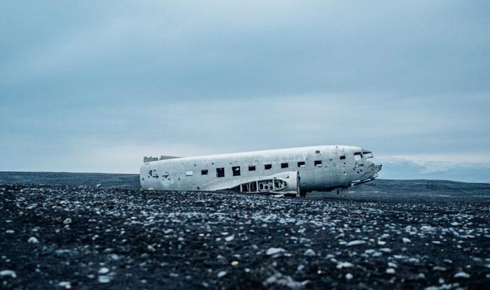 plane-attack-destroyed