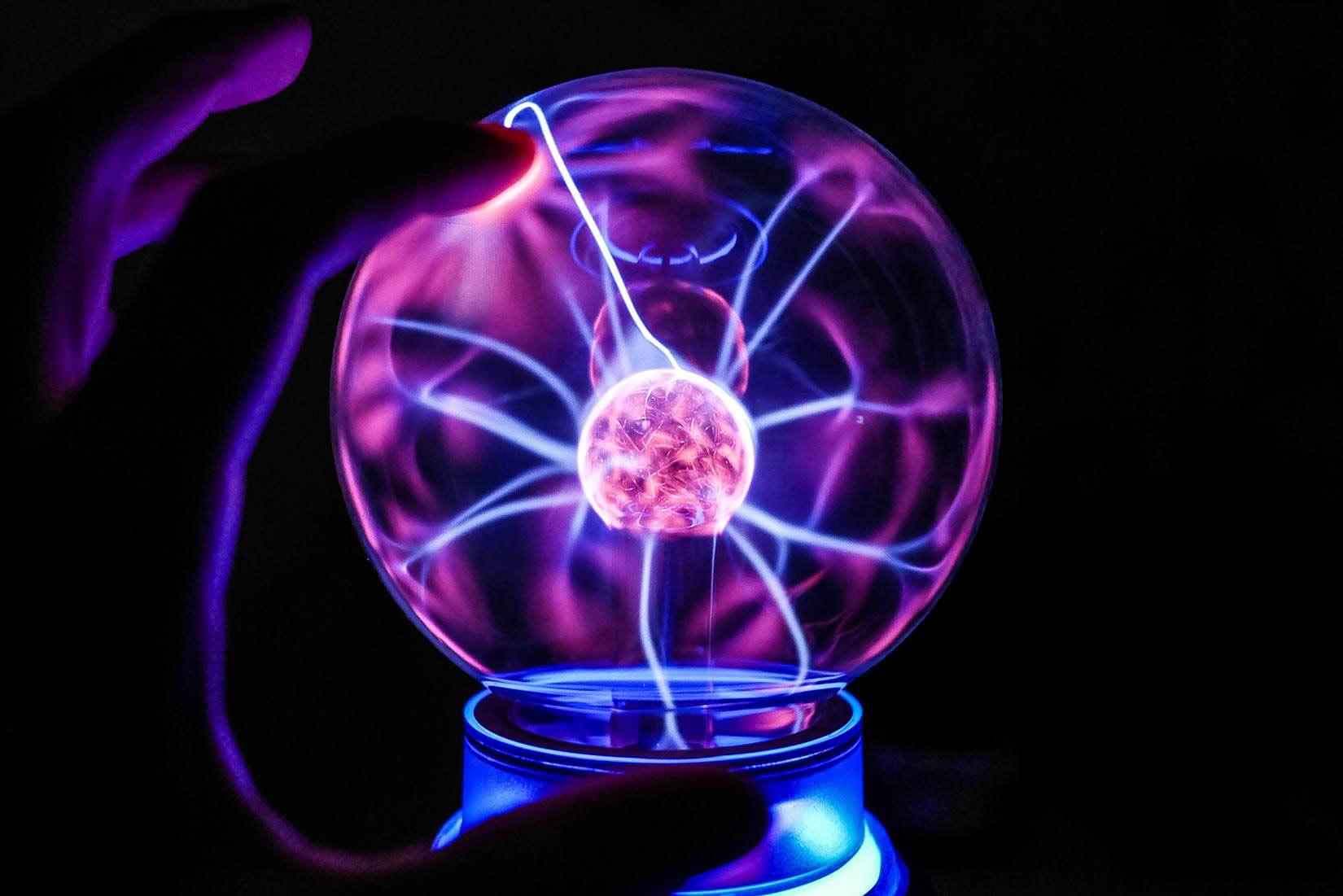 science-plasma-ball