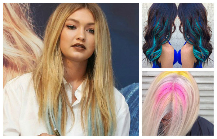 10 Trendiest Hair Dye Techniques for the Summer 2016 | Cosmetics ...