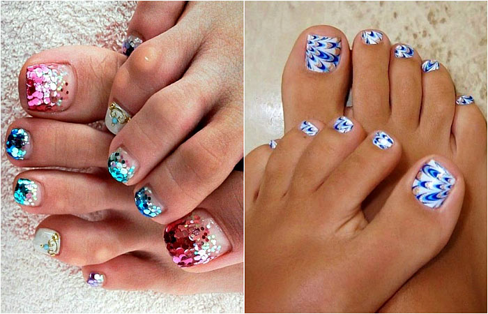 17 Coolest Pedicure Ideas for the Summer