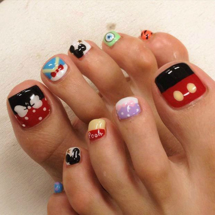 12Trendpedicure