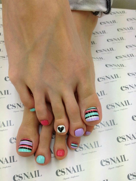 2Trendpedicure